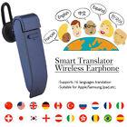 Earphone Instant Translator, 16 Languages Intelligent Wireless Bluetooth Headset
