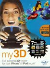 Hasbro Black Eye-Popping MY 3D Viewer for iPod Touch & iPhone
