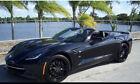 2014 Chevrolet Corvette  Rare All Black Manual Convertible Corvette