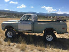 1969 Chevrolet C-10 Short Bed 1970 Chevrolet C10 Short Bed Pickup 4x4 1967 1968 1969 1971 1972 chev SHORTBED