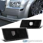 04-10 Chrysler 300 300C Touring SRT8 Black Side Marker Parking Bumper Lights