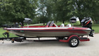 2002 Ranger Bass Boat 185VS