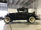 1930 Model A with Rumble Seat -- Ford Model A with Rumble Seat Brown with 2,769 Miles, for sale!