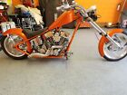 2004 Custom Built Motorcycles Chopper  Custom built Chopper one owner only 2K miles real head Turner for sale or trade