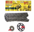 Yamaha XT600 E 89-98 DID VX2 X-Ring Chain & Sprocket Kit