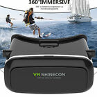VR Virtual Reality Headset Smart 3D Glass Gears for Samsung S9 S8 LG HTC Huawei