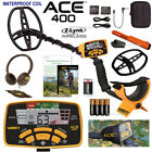 Garrett ACE 400 Metal Detector w/ Z-LINK Wireless System + PROPOINTER AT &  MORE