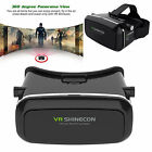 Virtual Reality Headset 3D VR Glasses for TV Movies Games for LG K10 K8 HTC A9 M