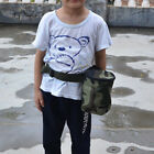 Kids Metal Detector Camo Bag with Waist Belt Finds Pouch Hunting Metal Detecting