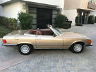 1978 Mercedes-Benz SL-Class SL Euro Model 1978 Mercedes-Benz 280SL Euro Model (not 300SL 350SL 450SL 500SL 560SL)
