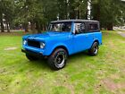 1967 International Harvester Scout 4X4 1967 International Scout 4X4