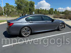 2018 BMW 7-Series M760i 2018 BMW M760i Special Frozen Arctic Grey, red Interior, $184,745 MSRP!! V12