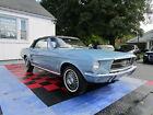1967 Ford Mustang CONVERTIBLE 1967 FORD MUSTANG CONVERTIBLE 35K ORIGINAL MILES! ONE OWNER CAR