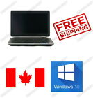 "Dell Latitude E6320 i7 2640M 2.8GHz 8GB ram 240GB SSD 13"" W10H mini HDMI webcam"