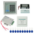 60kg Kit Electric Door Lock Magnetic Entry Access Control  Password System Y9R7