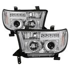 Spyder Auto 5012036 Halo Projector Headlights Fits 07-13 Sequoia Tundra