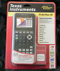 Texas Instruments TI-84 Plus CE Silver Graphing Calculator Color Screen New