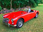1960 MG MGA  1960 MG MGA RED Great Condition
