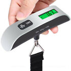 Portable LCD Digital Hanging Luggage Weight Electronic Hook Scale 50kg/10g~