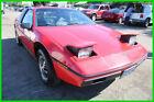 1984 Pontiac Fiero Sport 1984 Pontiac Fiero Sport Automatic 4 Cylinder NO RESERVE