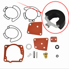 Carburetor Carb Repair Kit for Johnson Evinrude 438996 435442 436852 18-7247
