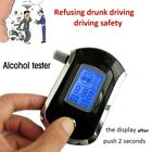 AT6000 New Digital Breath Alcohol Tester Breathalyzer with LCD Dispaly