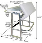 Taco Metals Neptune Premium Leaning Post for Center Console Fishing Boat LC