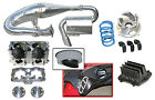 SLP STAGE 4 Kit  2011-2012 Polaris Rush Assault Switchback exhaust airbox map ck
