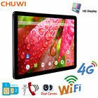 CHUWI Hi9 Plus 10.8'' MTK 6797 Android 8.0 4GB+128GB Deca Core 4G Tablet PC US