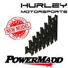 "PowerMadd  Pivot Style Riser Bar Block w/ Bolts and Clamps - 4.25"" x 10"" - 45890"