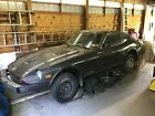 1978 Datsun Z-Series  1978 Datsun 280Z Black Pearl Edition 5 Speed 44K