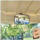 10L0L Universal Golf Cart Rear Interior View Mirror for EzGo Club Car Yamaha US
