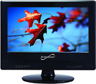 Supersonic SC-1311 13.3-Inch 1080p LED Widescreen HDTV with HDMI Input AC/DC