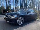 2013 BMW 3-Series BLACK 335I X-DRIVE SEDAN SPORT LINE PACKAGE FULLY LOADED Black BMW 335I xDrive Sedan Sport Line Package