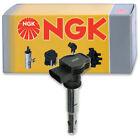 1 pc NGK Ignition Coil for 2006-2013 Volkswagen Jetta 2.0L L4 - Spark Plug gz