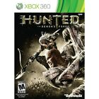 Hunted The Demon's Forge Xbox 360 NEW