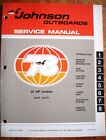 Factory Service Manual - 1978 Johnson 55hp Outboards