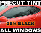 Cadillac CTS 2dr Coupe 2011 2012 2013 PreCut Window Tint -Black 20% AUTO FILM