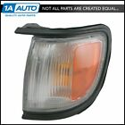 Corner Turn Marker Light w/ Black Bezel LH Left Side For 96-99 Nissan Pathfinder