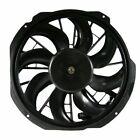 AC A/C Condenser Cooling Pusher Fan 8 Blade for BMW 318i 320i 323i 325i 328i M3
