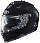 XXL HJC IS-17 Black Full Face Motorcycle Helmet Drop Down Visor