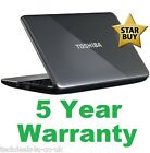 New Toshiba L Pro Laptop Intel i3-2350M 4.6GHz* 8GB Ram,750GB HD+Win 8 Upgrd