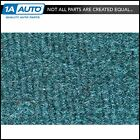 for 1980-93 Ford Bronco Cutpile 802-Blue Cargo Area Carpet Molded