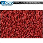 for 1970-72 GMC Jimmy Full Size 80/20 Loop 02-Red Cargo Area Carpet Molded