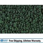 for 73 Chevy Blazer Full Size 80/20 Loop 08-Dark Green Cargo Area Carpet Molded