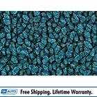 for 1968-72 Olds Cutlass 4 Door 80/20 Loop 17-Bright Blue Complete Carpet Molded
