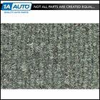 for 84-86 Cutlass Cruiser Wagon Passenger Area Carpet 857-Medium Gray Cutpile