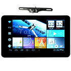 """7"""" Capacitive Screen GPS Navigation Android 4.0 Car HD DVR + Wireless Backup Cam"""