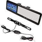 HOT Car 4.3 inch GPS Navigation Rearview Mirror GPS Navigation MP3/4+Backup Cam