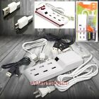 6FT Cable 6xUSB Socket Port Output Power Adapter +Cable Micro USB/P1000/Note 3